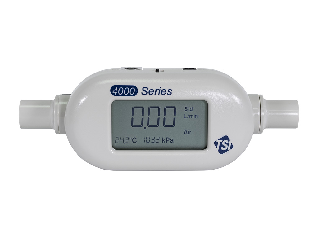 特赛TSI-质量流量计 4045