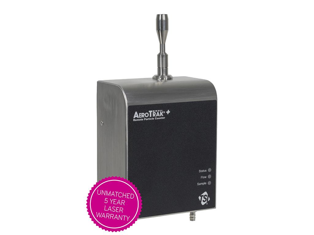 特赛TSI-AeroTrak® Plus 6000系列集成泵远程粒子计数器