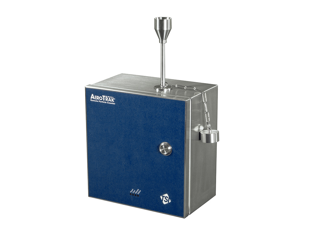 AeroTrak®内置泵远程粒子计数器6510