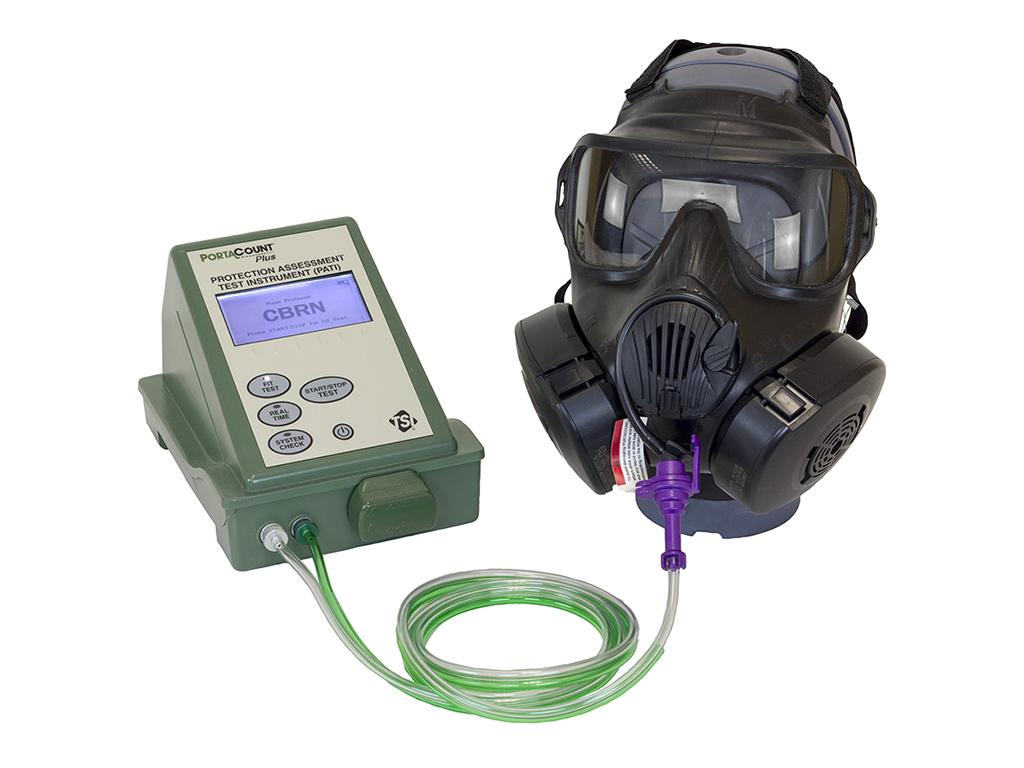 特赛TSI-CBRN面罩防护评估测试系统8020M