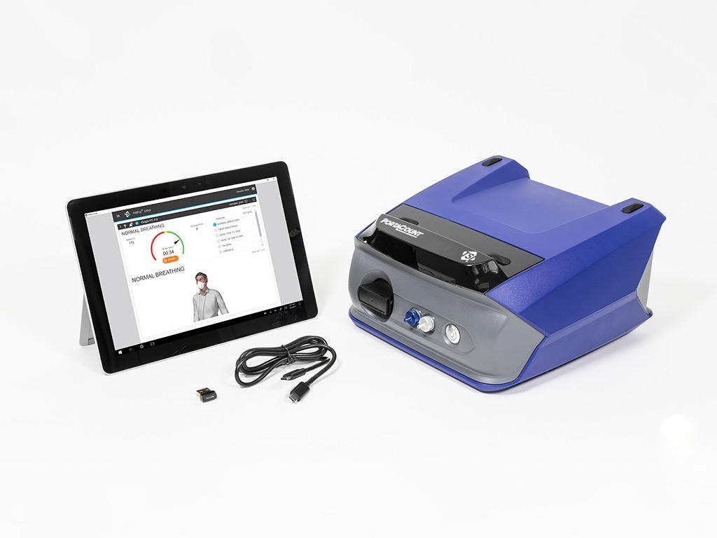 特赛TSI-PORTACOUNT呼吸器密合度测试仪8040套件