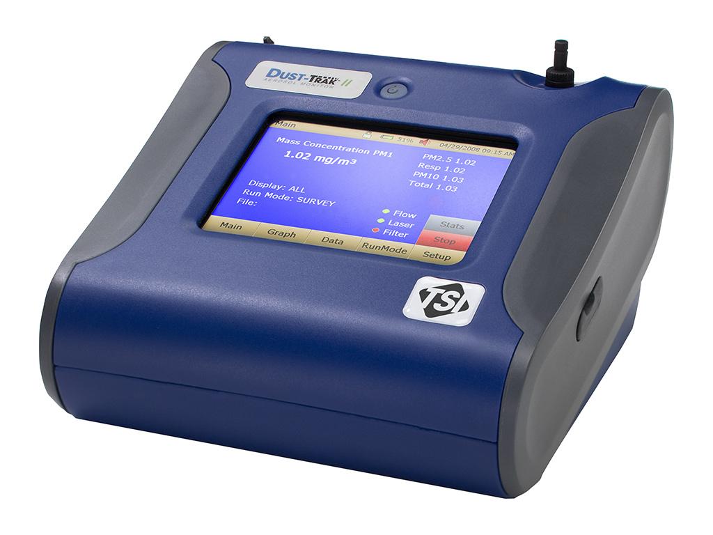 特赛TSI-DUSTTRAK II 气溶胶监测仪 8530(手持式PM2.5检测仪)