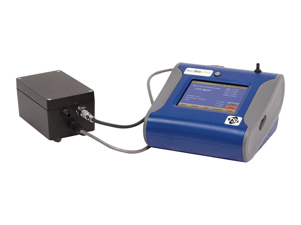 特赛TSI-DustTrak™ DRX 气溶胶监测仪 8533EP